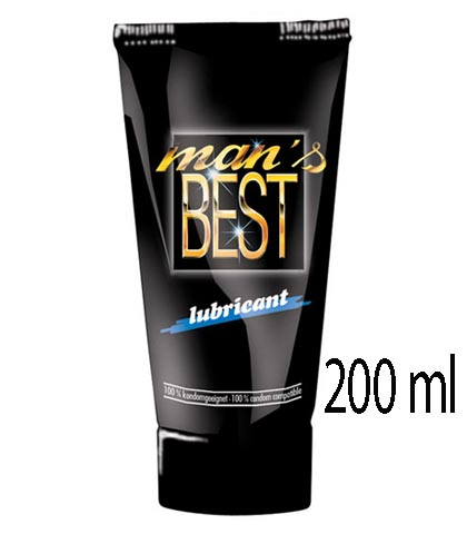 BEST MAN ANALNI LUBRIKANT 200 ML.