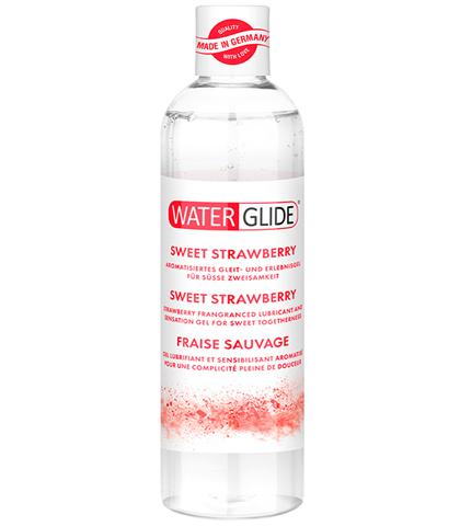 Waterglide strawberry 300 ml
