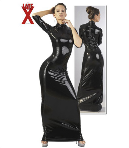 latex i pvc odeca
