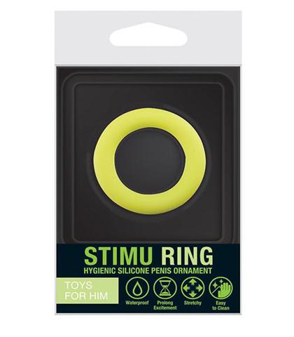 silikonski prsten za stimulaciju