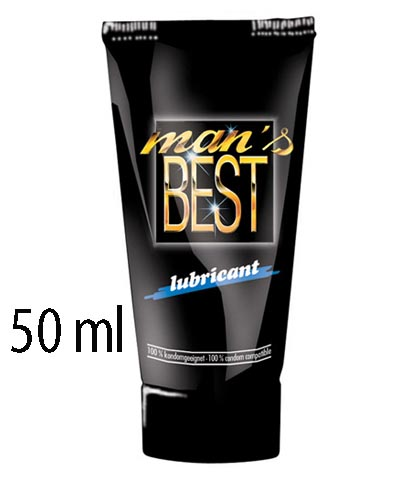 BEST MAN ANALNI LUBRIKANT 50 ML
