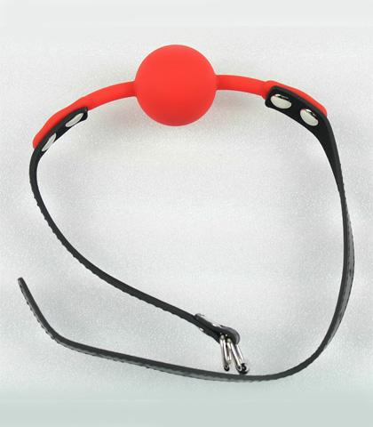 Silikonska kugla za usta