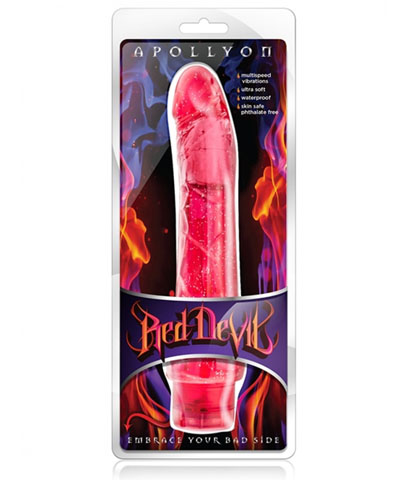 RED DEVIL APOLLYON VIBRATOR