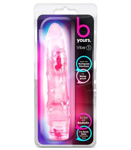 B YOURS 1 VIBRATOR