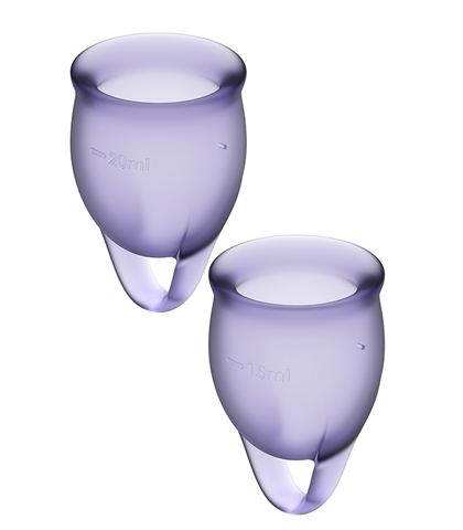 SATISFYER MENSTRUAL CUP