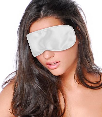 bela maska-povez za oci