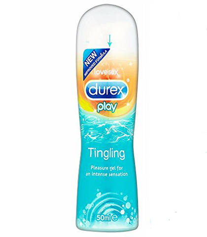 DUREX PLAY TINGLING LUBRIKANT