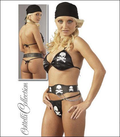 Seksi kostim gusara - kostim pirata