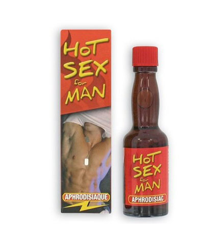 HOT SEX MAN -AFRODIZIJAK ZA MUSKARCE