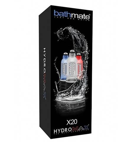 BATHMATE HYDROMAX X20 PUMPA ZA PENIS