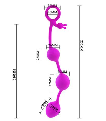 silikonske vaginalne kuglice
