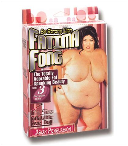 FATIMA SEXY LUTKA