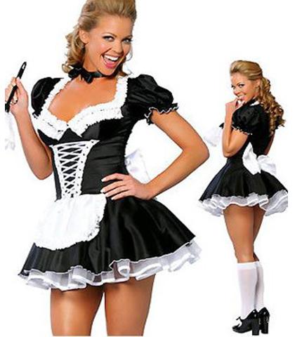 Francuska sobarica kostim