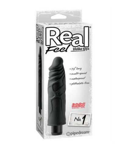Crni Realisticni vibrator