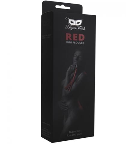 Mini Bic u crvenoj boji