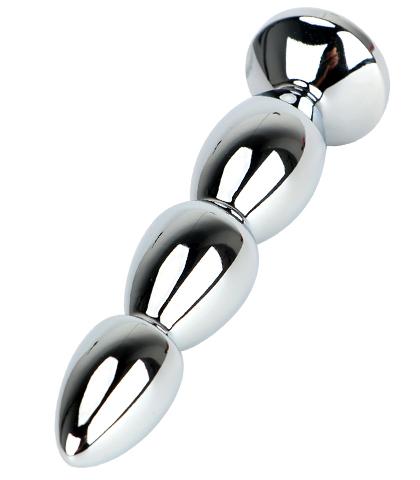 Trostruka analna kupa od metala