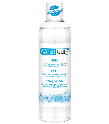 Waterglide feel lubrikant 300 ml