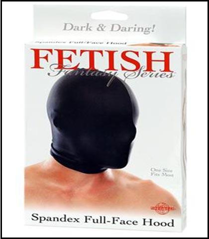 Fetis maska crne boje