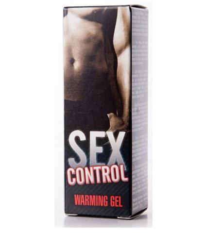SEX CONTROLO-ERECT