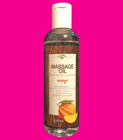 Ulje za masazu - mango