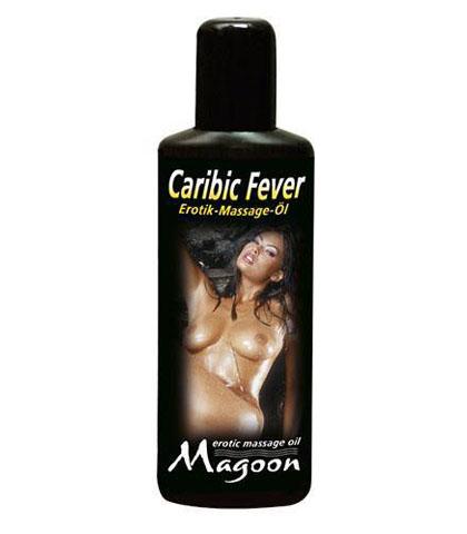 Magoon Caribbean Fever erotsko ulje za masazu 100ml