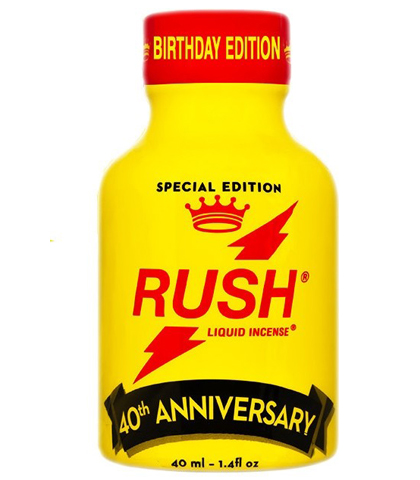 POPPERS ZUTI RUSH 40 ML