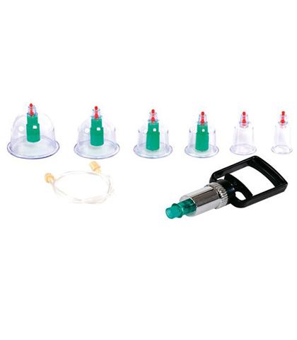 Cupping set vakumskih dodatka za stimulaciju
