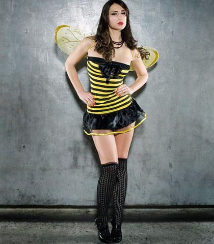 Sexy kostim pcelice