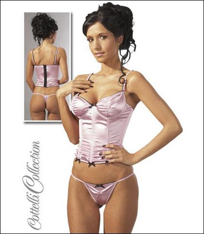 Sexy Korset u Lilla boji
