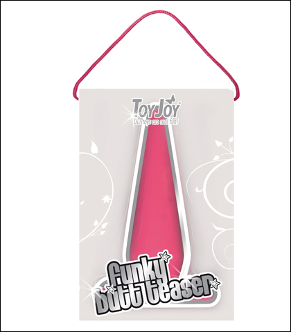 FUNKY BUTTPLUG PINK