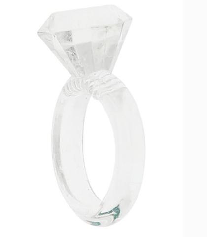 Silikonski prsten dijamant