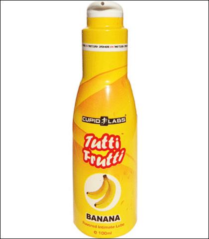 Lubrikant sa ukusom Banane 100ml